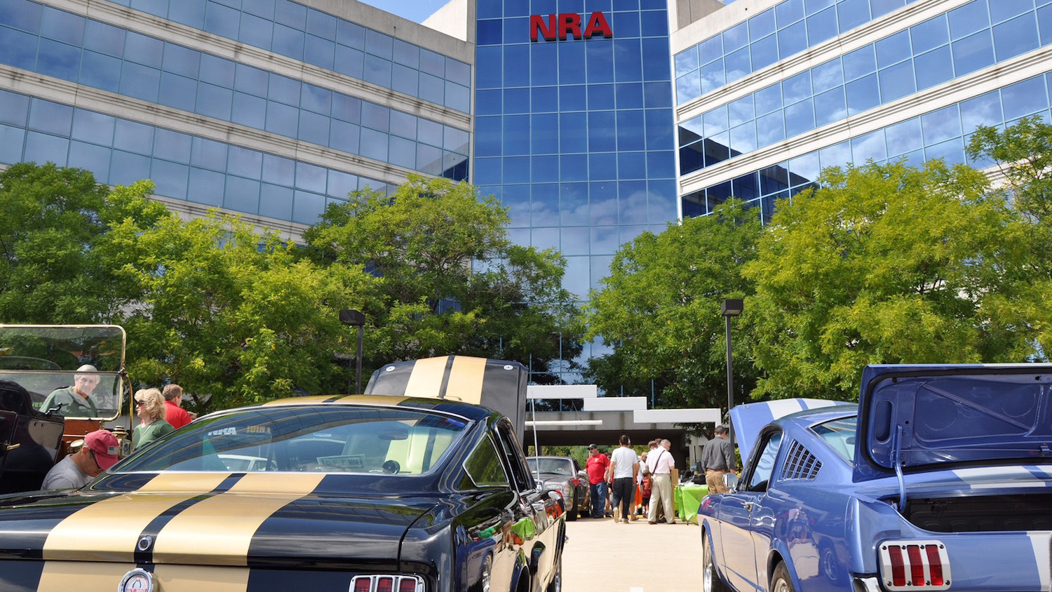 Start Your Engines! Third Annual NRA Car & Truck Show Scheduled For Sept. 24
