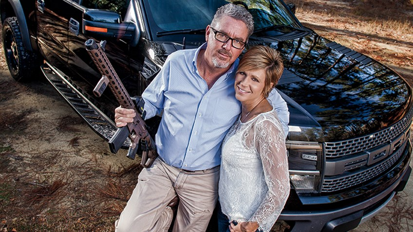 NRA Field Staff Receives Fundraising Ammo From Daniel Defense