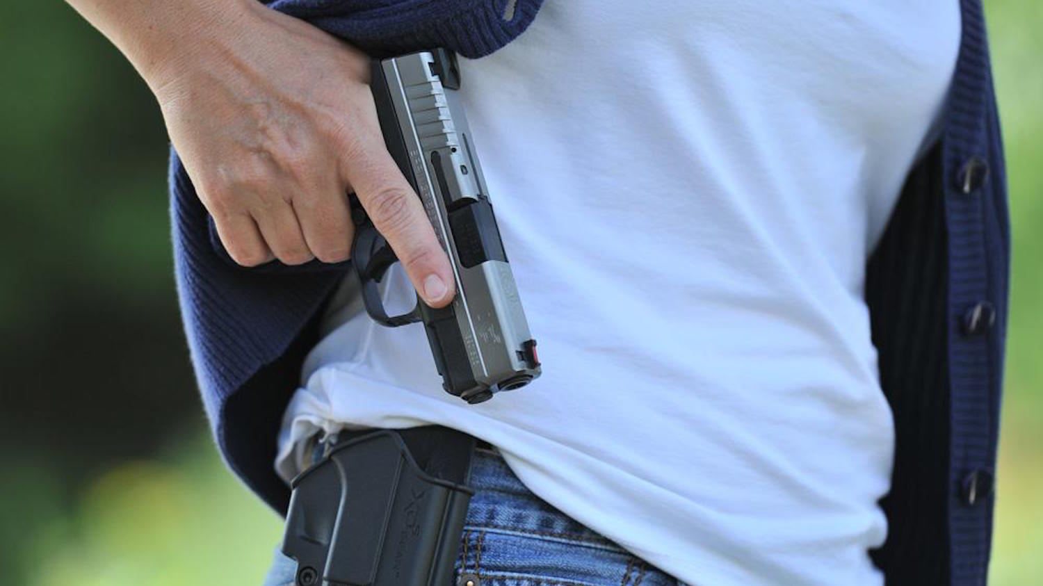 Drawing A Pistol From Concealment, Part 2: Re-holstering And Apparel Choices