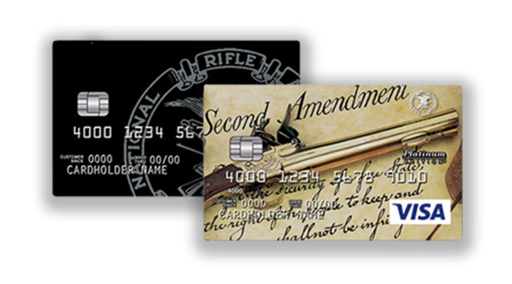 Defend Freedom! Apply for the NRA Visa® Card Today