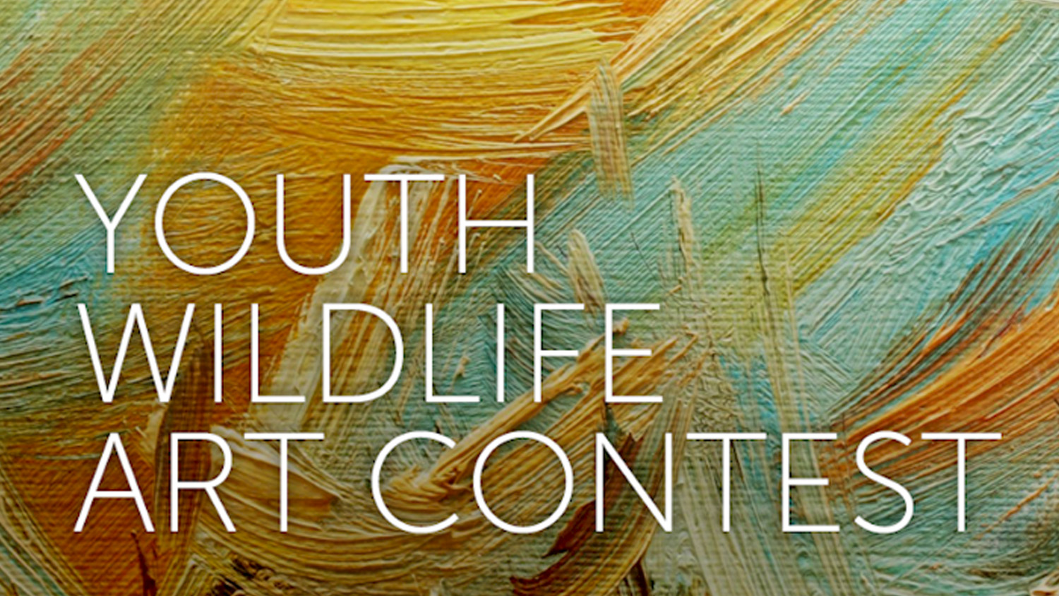 Submit Your Entry For The 2017 Youth Wildlife Art Contest!