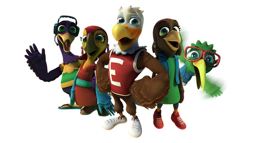 QUIZ: Do You Know Eddie Eagle And His Wing Team?