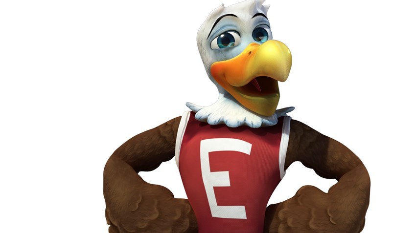 Eddie Eagle Joins NRA Weekend At Cabela's