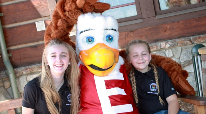NRA Members' Council Brings Eddie Eagle's Safety Message To Local Bass Pro Shops