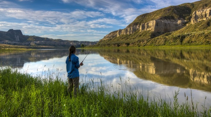 Secretary Zinke Declares October National Hunting and Fishing Month