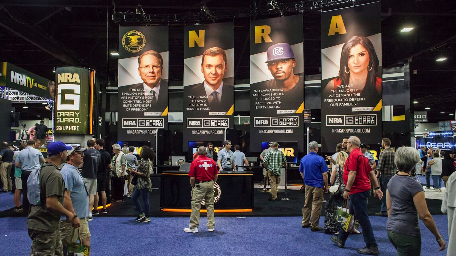 NRA Annual Meetings And Exhibits Honored Among BizBash Top 100 Events In U.S.