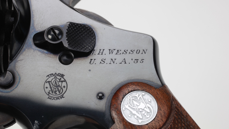 A Seagoing Sixgun: Ensign Joseph H. Wesson's Smith & Wesson Model 1917 Revolver