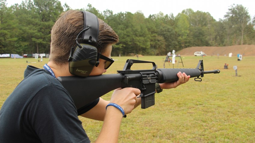 Brownells Brings American Classics To Life With New Retro M16 Series