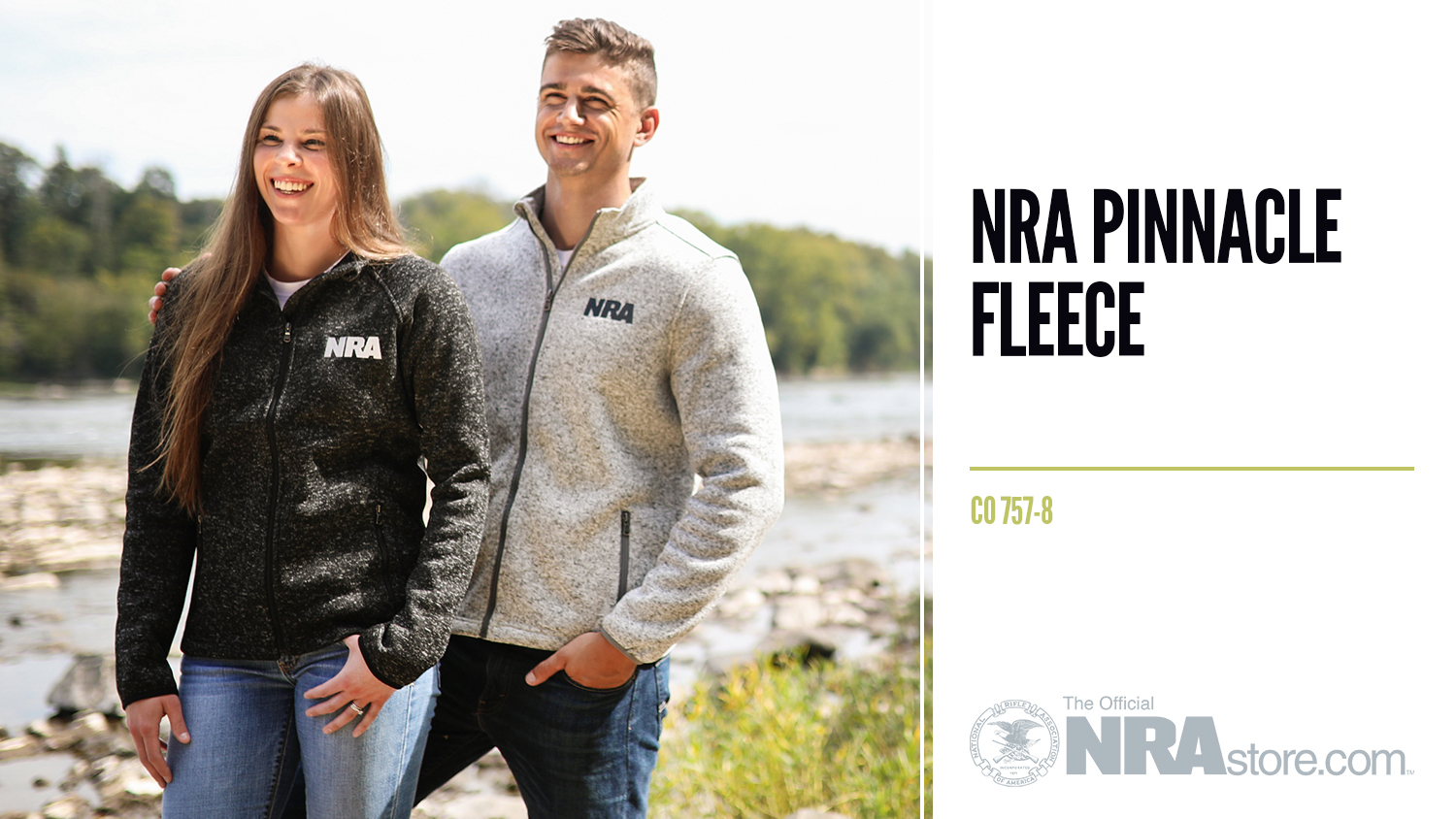 NRAstore Product Highlight: Pinnacle Fleece