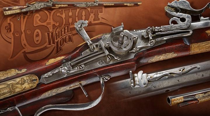 A Sixteenth Century 16-Shooter
