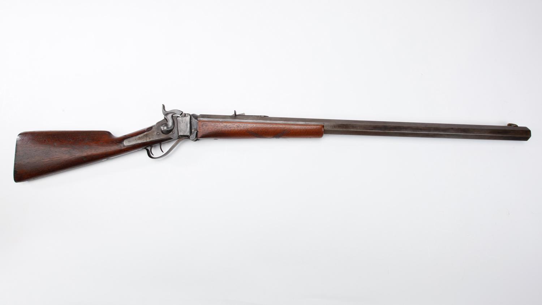 Buffalo Gun Shoots Far: A Sharps .45-100 Rifle