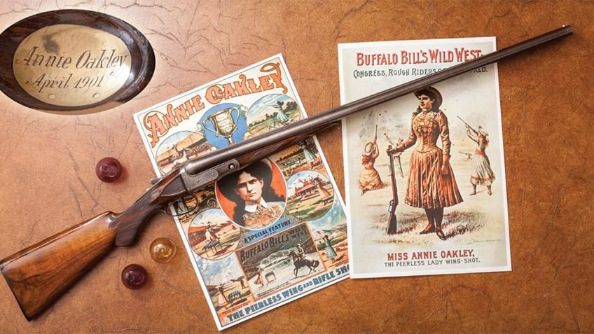 Annie Oakley Parker Shotgun