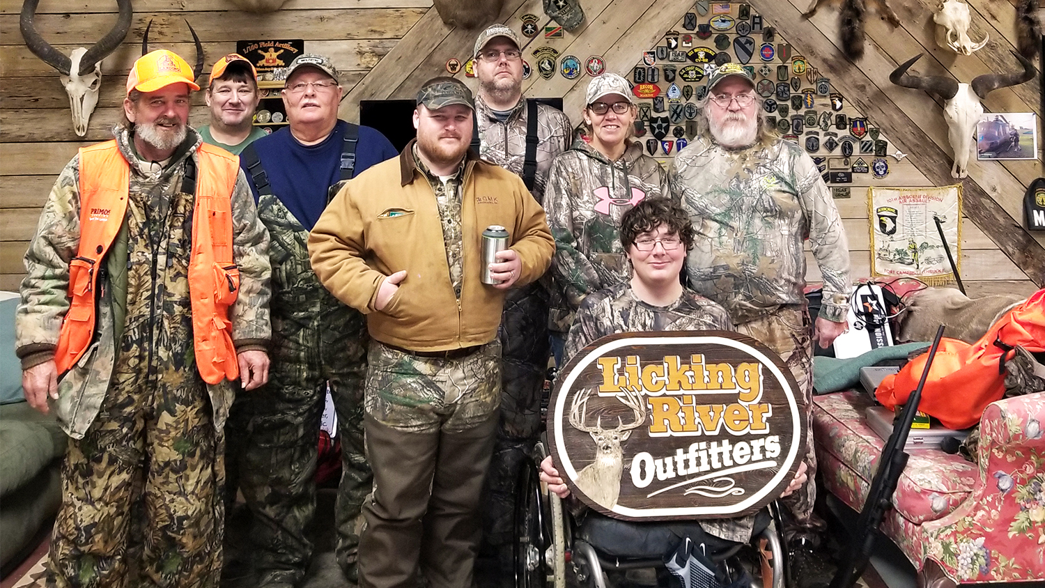NRA Foundation Grant Supports Accessible Hunting and Healing Experiences