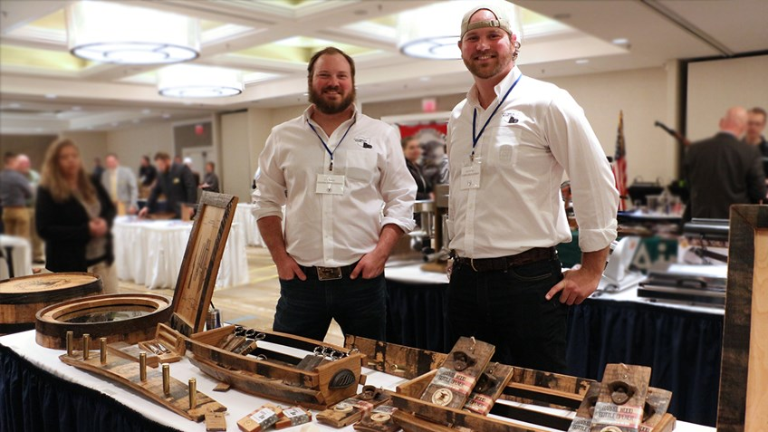 New Faces and Old Barrels at the Annual Friends of NRA Merchandise Preview Meeting