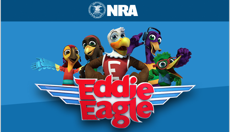 Augusta Chronicle: Richmond County Marshal's Office Introduced Kids To Eddie Eagle Program