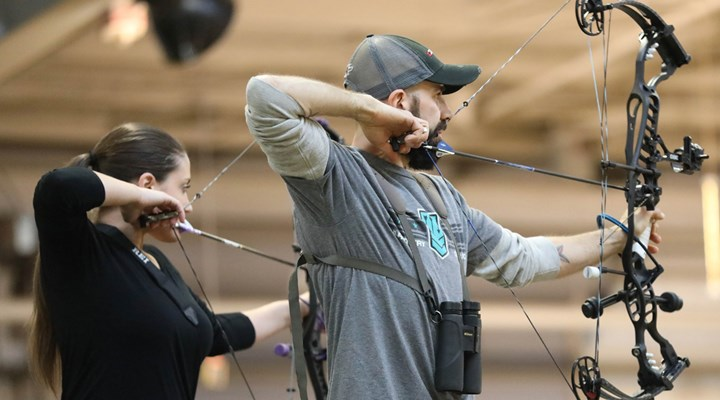 GAOS 2018 Daily 3D Bowhunter Challenge and Spot Shoot Scores - February 5