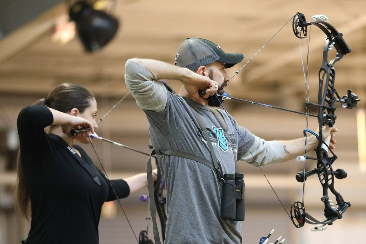 GAOS 2018 Daily 3D Bowhunter Challenge and Spot Shoot Scores - February 9