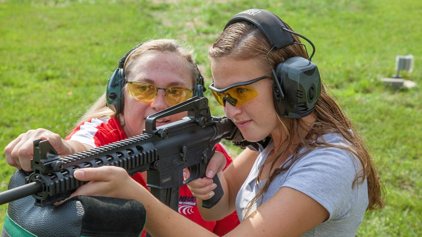NRA 'For Women By Women' Rifle Instructor Training Course Registration Open Now