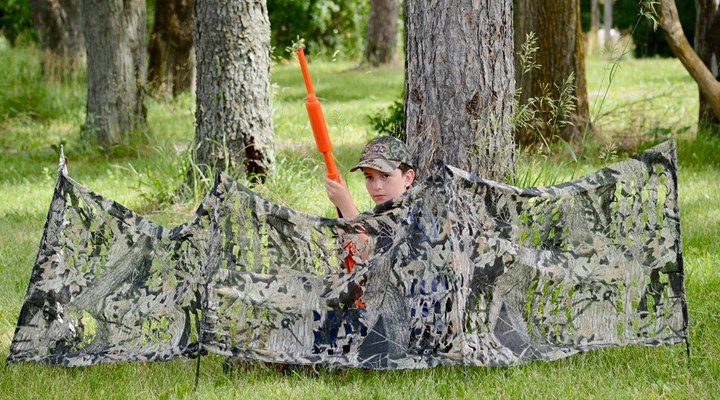 Molding Young Hands to Carry Our Hunting Heritage