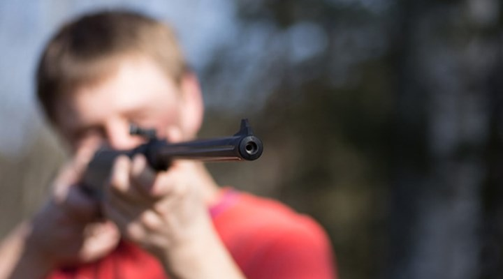 America's 1st Freedom: Teens Learn to Shoot at American Legion Post