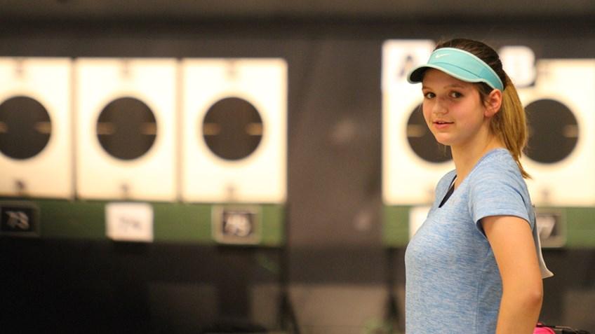 Katelyn Abeln -- Pistol's New Teen Gleam