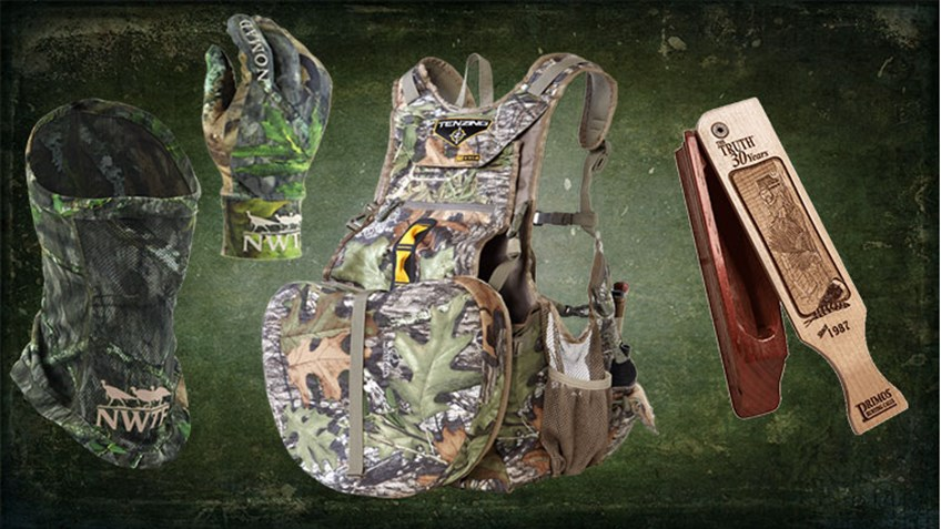 Essential Gear for New Turkey Hunters