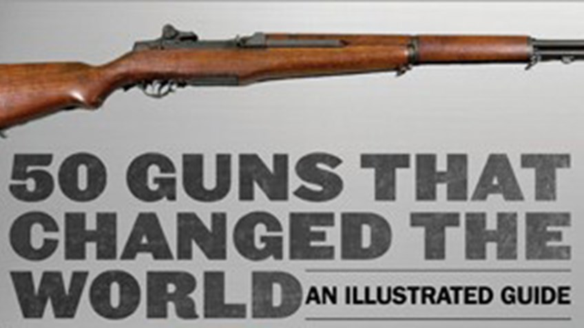 NRA Family: 50 Guns That Changed the World