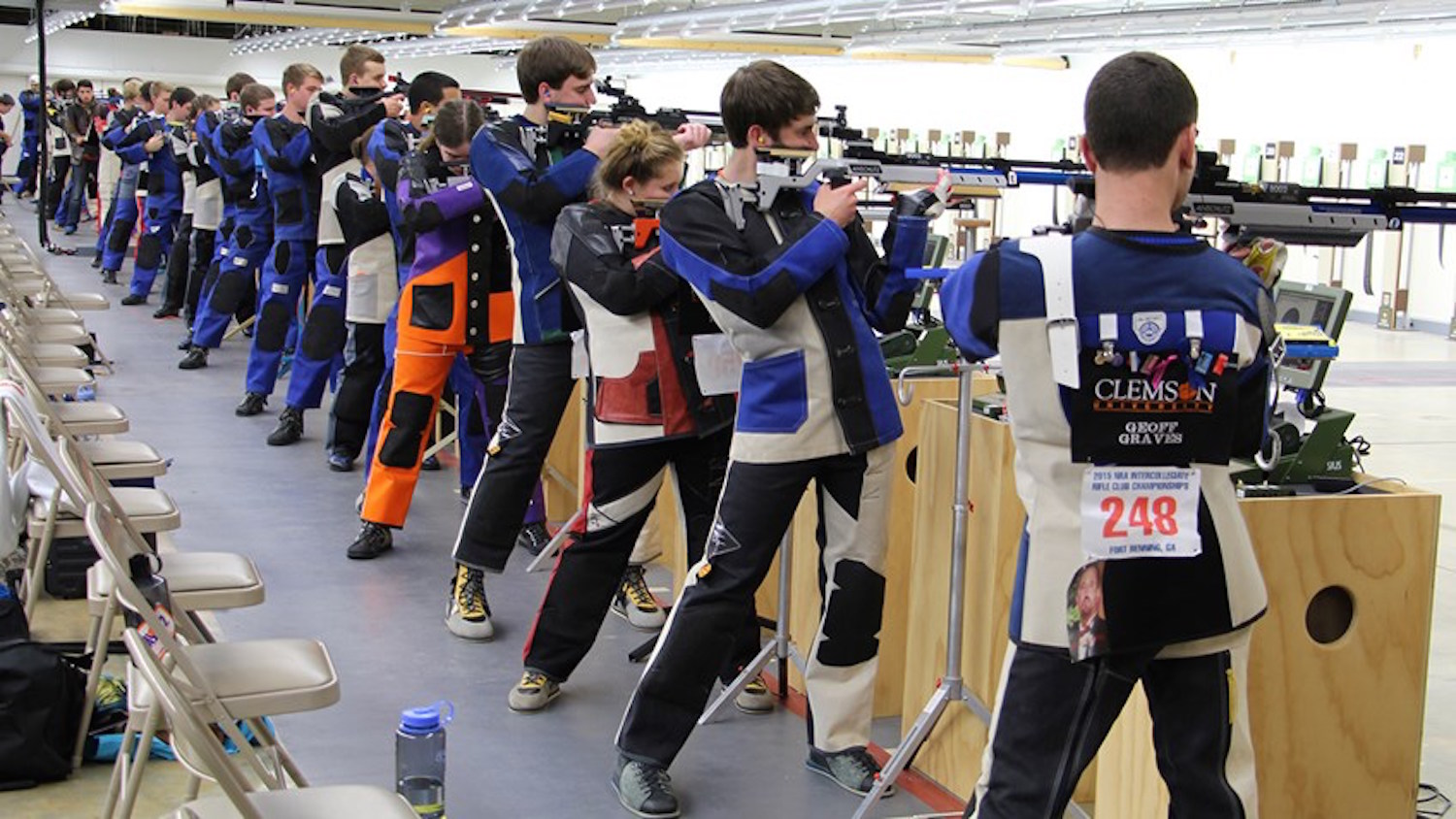 NRA Intercollegiate Pistol, Rifle Club Championships Return To Fort Benning This Weekend
