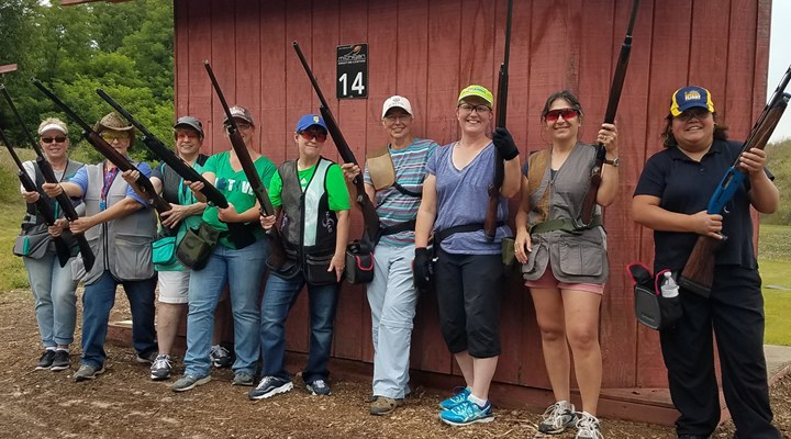 Gaining Confidence On and Off the Range
