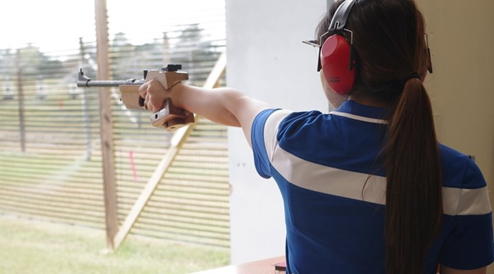Shooting Sports USA: Coast Guard Academy's Helen Oh Shines at 2018 Championship