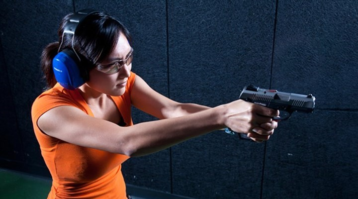 NRA Family: 4 Tips To Choose a Defensive Handgun