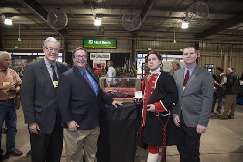NRA Museums: Washington, Lafayette, Jackson Pistols Receive National Treasure Award