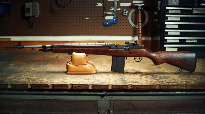 Shooting Illustrated: Springfield Armory Provides Behind-the-Scenes Look at the M1A