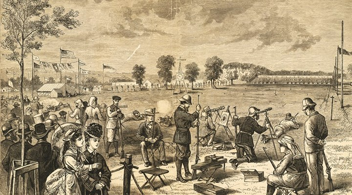 Shooting Sports USA: Where Did The National Matches Originate?