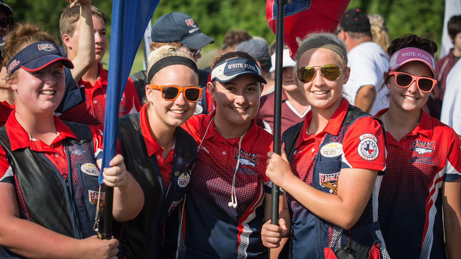 Apply Now for 2018 SSSF/NRA All Scholastic Team