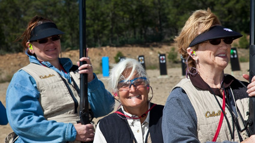 3 NRA Women's Wilderness Escapes You Need In Your Life