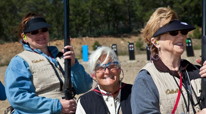 NRA Family: 3 NRA Women's Wilderness Escapes You Need In Your Life