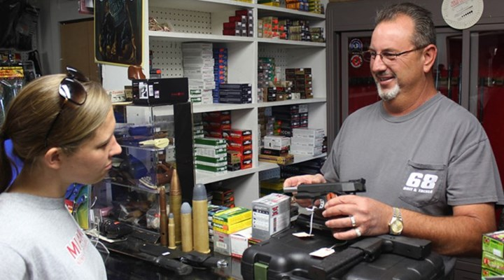 NRA Family:5 Tips For First-Time Gun Buyers