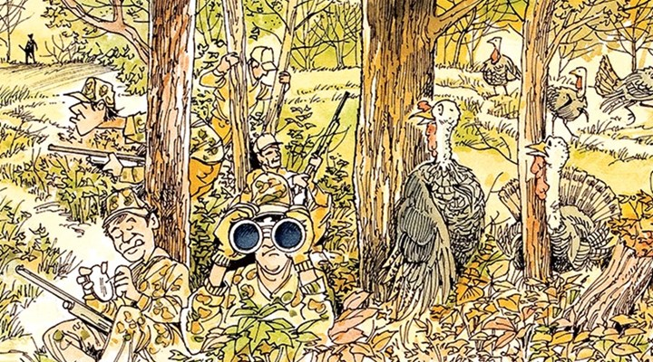 American Hunter: 20 Tips for Public-Land Toms