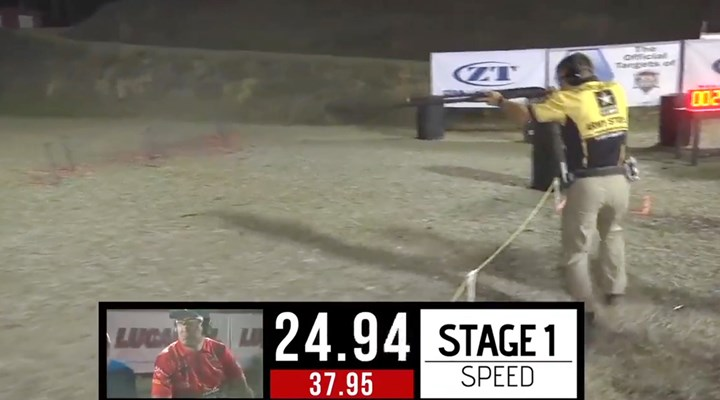 Shooting Sports USA: Watch Daniel Horner Completely Shred This 3GN Stage