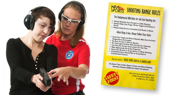 Shooting Illustrated: 3 Essential First Steps for a New Gun Owner