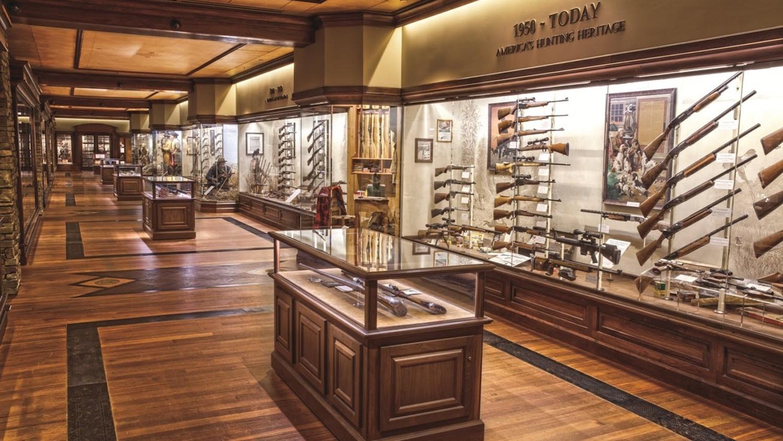 Guns.com: A Short Tour of the NRA National Sporting Arms Museum