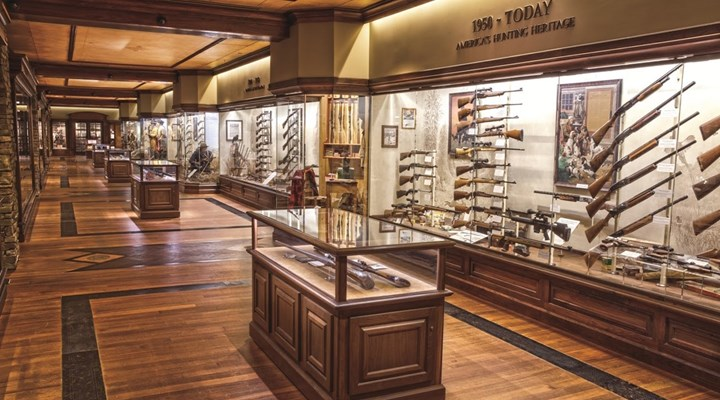 Guns.com: A Short Tour of the NRA National Sporting Arms Museum