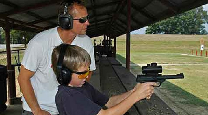 NRA Family: Plinking, the Perfect Intro to Gun Safety and the Shooting Sports