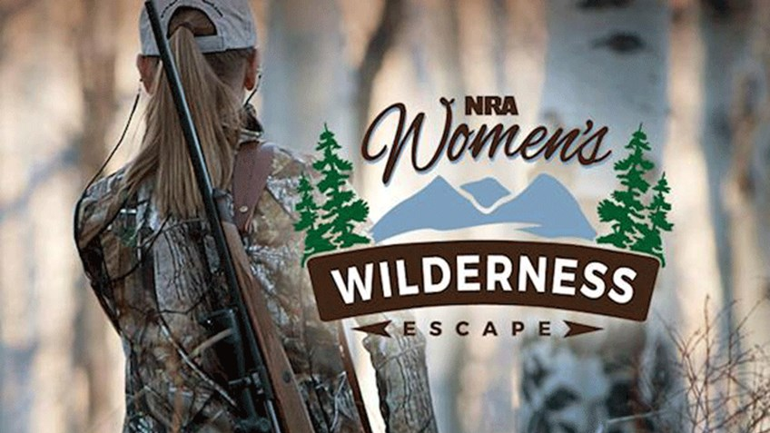 Five Reasons to Attend an NRA Women's Wilderness Escape