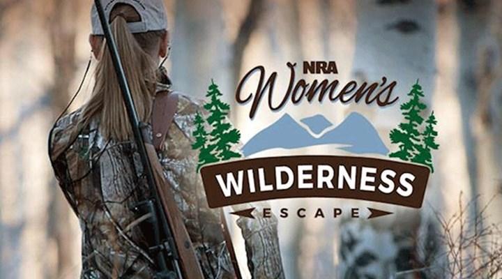 American Rifleman: Five Reasons to Attend an NRA Women's Wilderness Escape