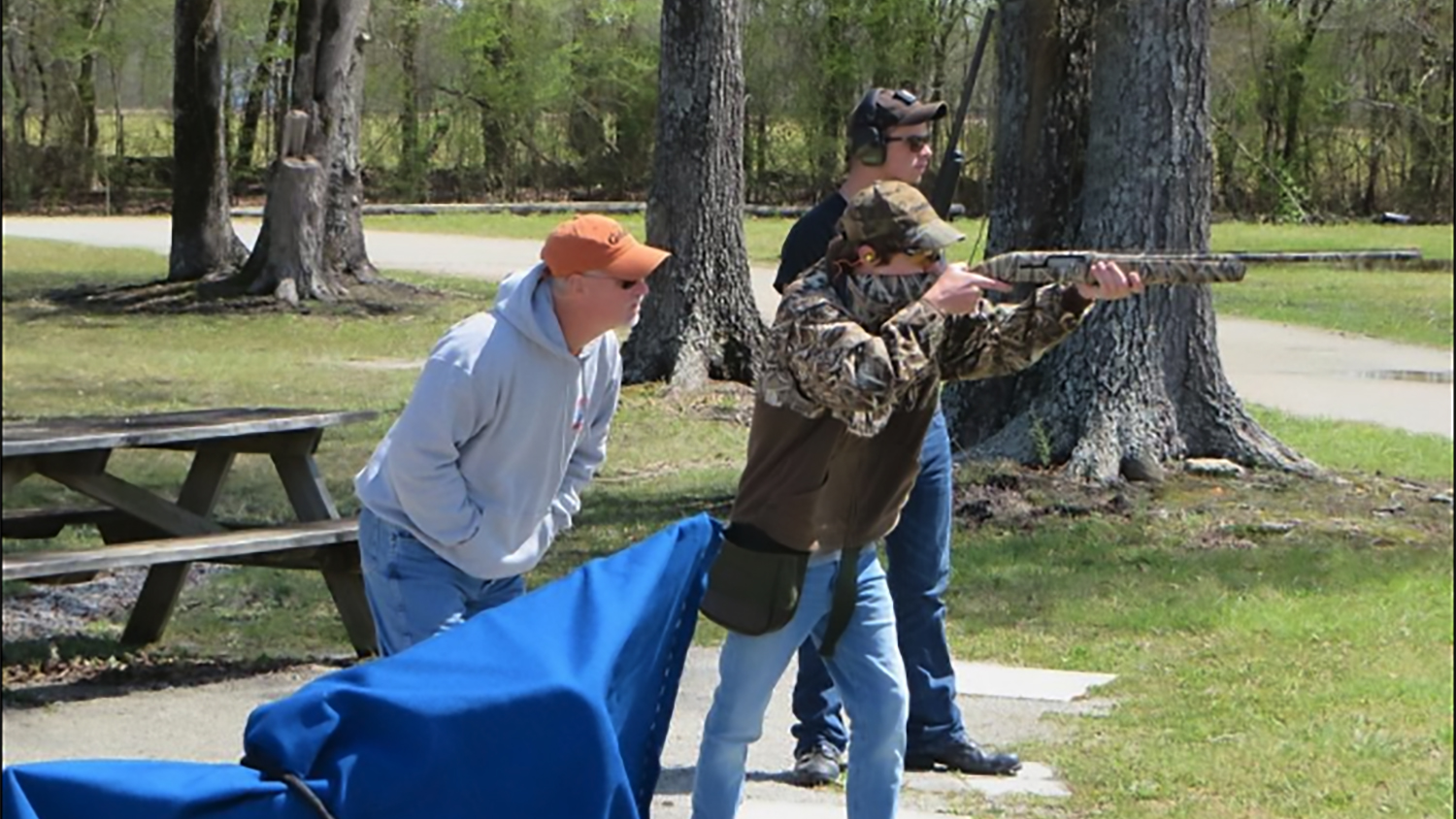 Kinston.com: Kids Learning and Excelling in Outdoor Skills Competition