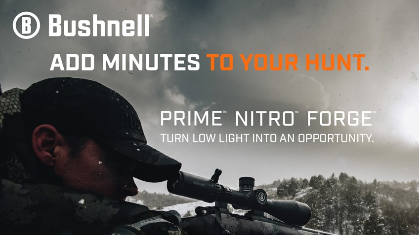 Bushnell to Unveil New Optics Exclusively at NRA Annual Meetings