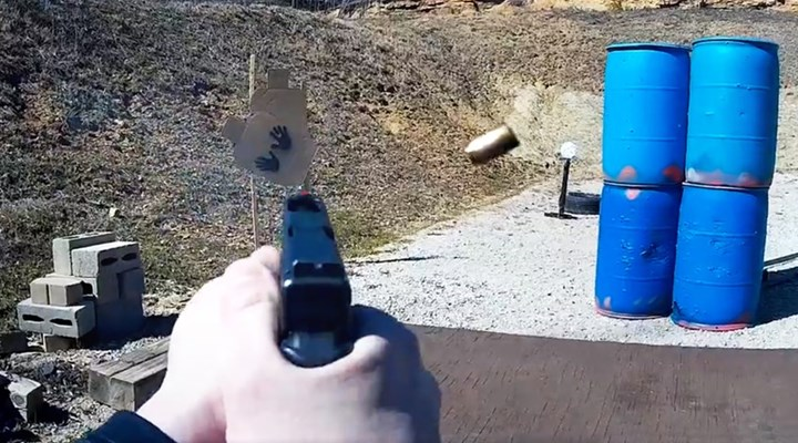Shooting Sports USA: The Top Pistols Used by Today's IDPA Shooters