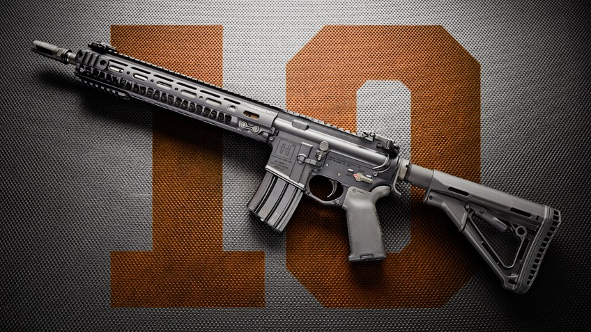 10 Reasons To Own An AR-15